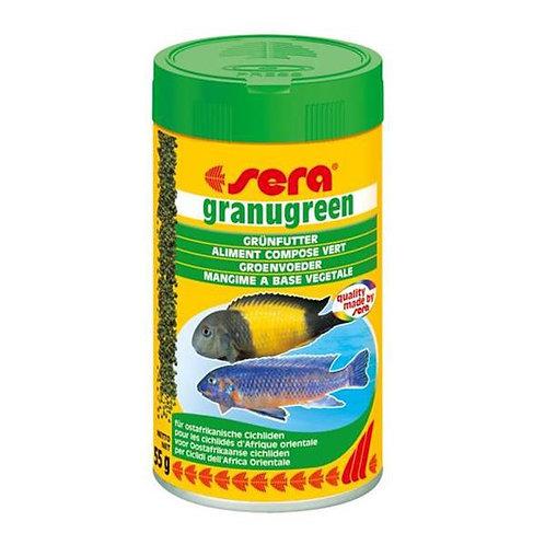 SERA корм для растительноядных рыб 135г.