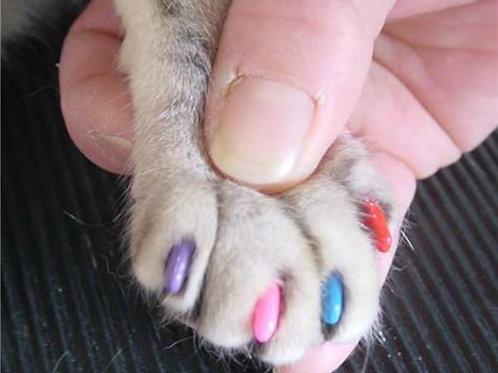 Накладки на ногти для животных