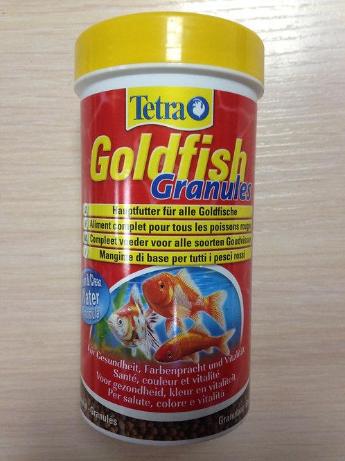 Tetra гранулы для золотых рыб 80г./250мл.