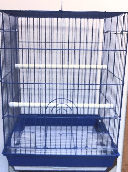 Клетка для птиц 54,5*40*40 см.