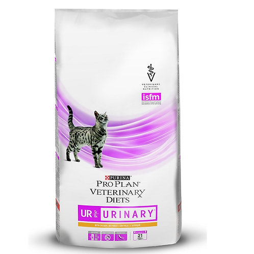 ПроПлан URINARY UR для кошек уринари курица 1,5 кг.