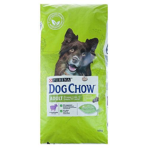 Dog Chaw Adult (Дог Чау) гипоаллергенный корм для собак 14 кг.