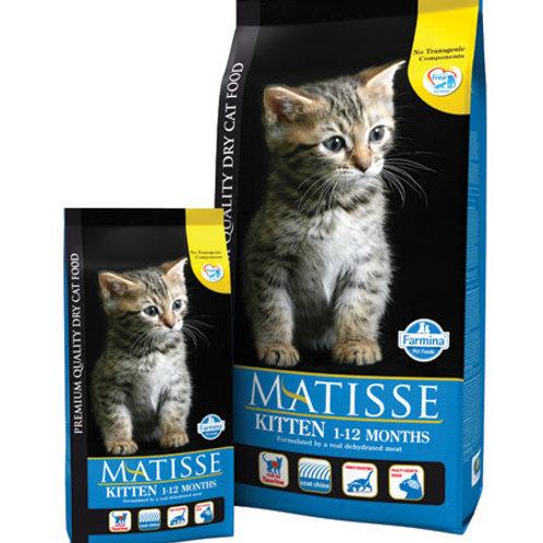 Фармина Матиз корм для котят курица 1,5 кг.
