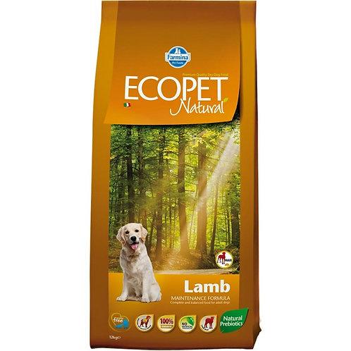 Фармина Экопет корм для собак с ягнёнком 12 кг. Farmina Lamb