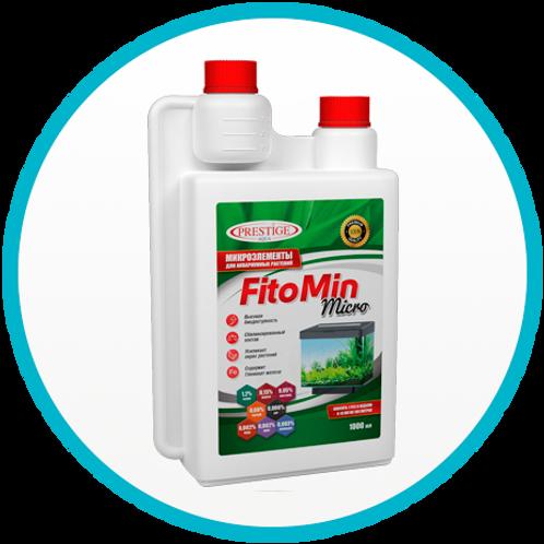 Комплекс миркоэлементов для водорослей Fitomin micro 250 мл.
