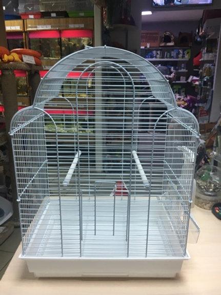 Большая клетка для птиц.Новая 40*58*28 см.