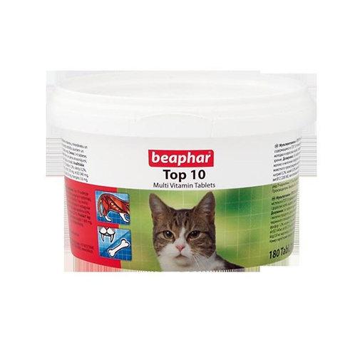 Beophar мультивитамины для кошек 180 таб./126 гр.