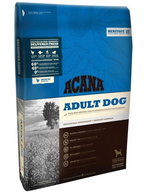 Acana корм для собак крупных пород цыпленок, камбала 340 гр.