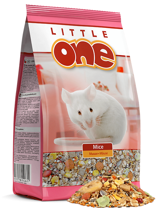 Little One корм для мышек 400 гр.