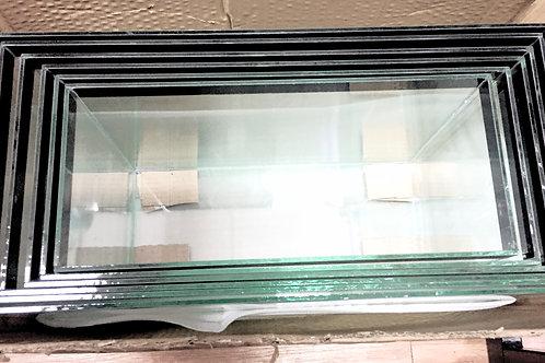 Аквариум прямоугольный без крышки 12-26 литров