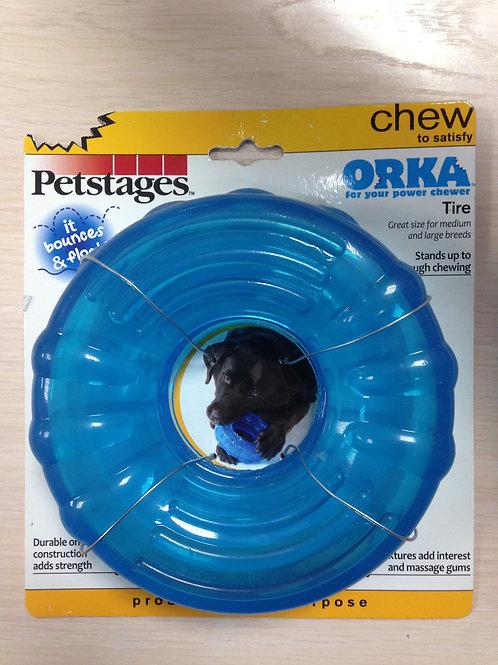 ORKA игрушка для собак D=17 см.