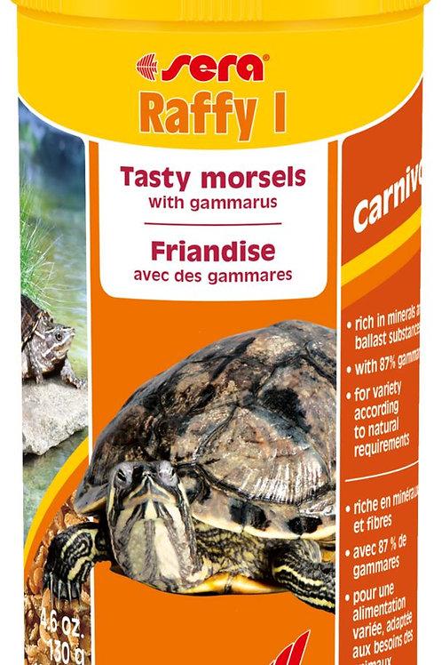 Sera Raffy I корм для черепах 100 мл.