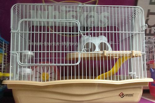 Клетка для грызунов. Размеры: 43*30*33 см