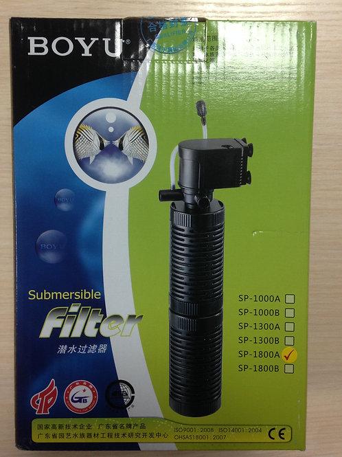 Фильтр аквариумный BOYU SP-1800A