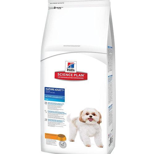 Hill's Science Plan корм для пожилых собак малых пород с курицей 3 кг.