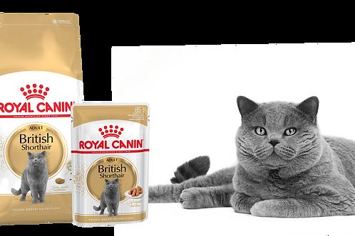 Royal Canin British корм для кошек, британцев 2 кг.