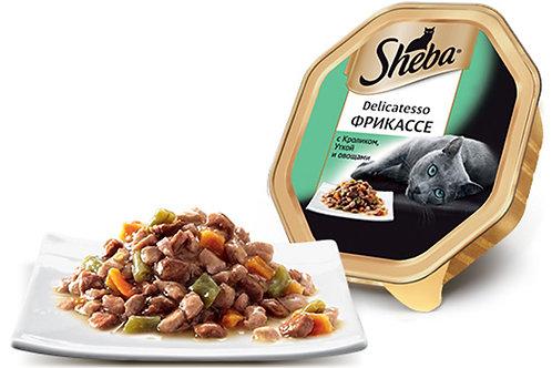 Sheba корм для кошек консервированный 85 гр.