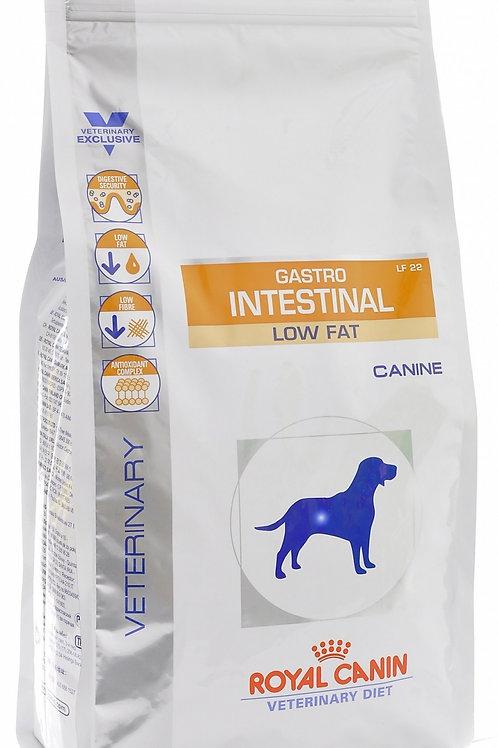 Royal Canin LOW FAT (Вет.Диета) корм для собак при нарушении пищеварения 1,5 кг.