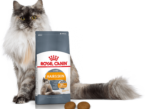 Royal Canin Hair & Skin care кошачий корм для кожи и шерсти 2 кг.