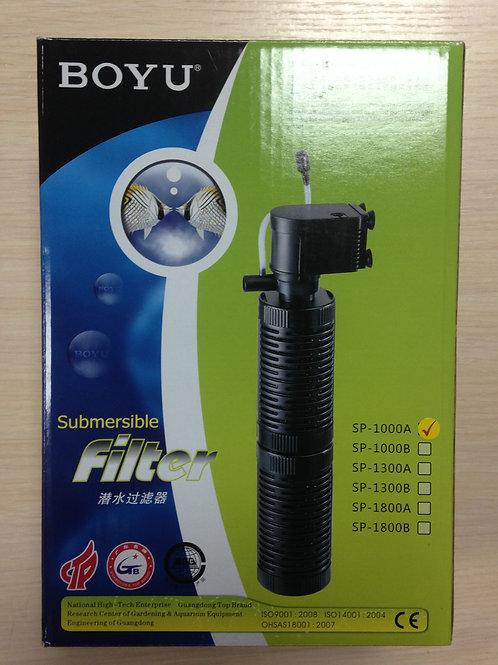 Фильтр аквариумный BOYU SP-1000A