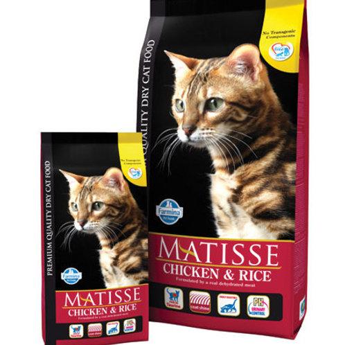 Farmina Matisse корм для кошек курица рис 1,5 кг.