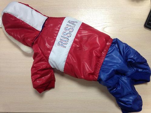 Куртка для собак зима