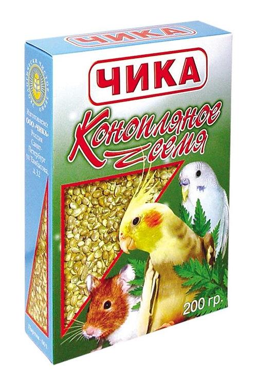 Конопляное семя Чика 200 гр.