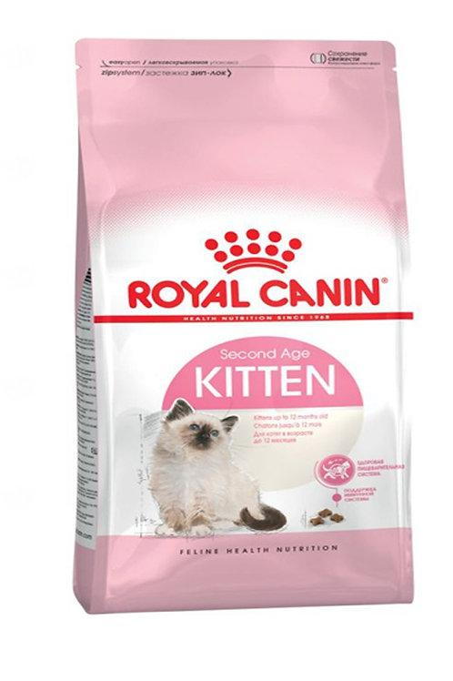Royal Canin Kitten корм для котят 2 кг.