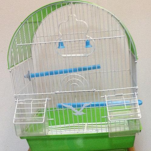 Клетка д/птиц 29,5*22,3*38,5см.