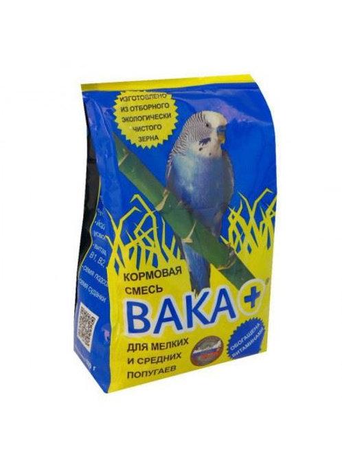 ВАКА+ корм для попугаев 500 гр.