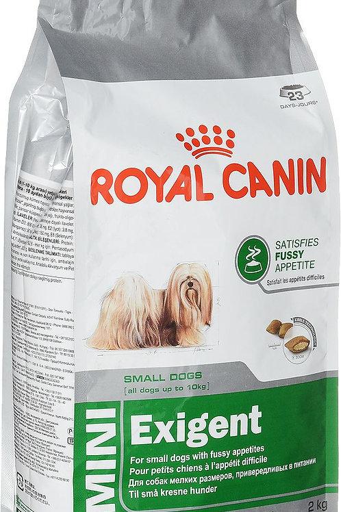 Royal Canin корм для собак приверед малых пород 1 кг, Mini Exigent