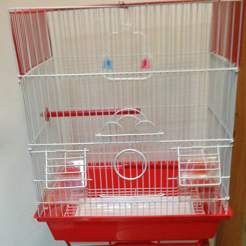Клетка для птиц 34,5*28*46см.
