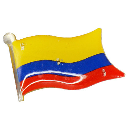 Colombia LED Pin