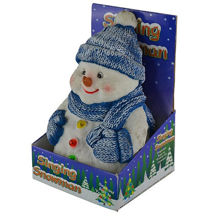Snowman Musical Mediano