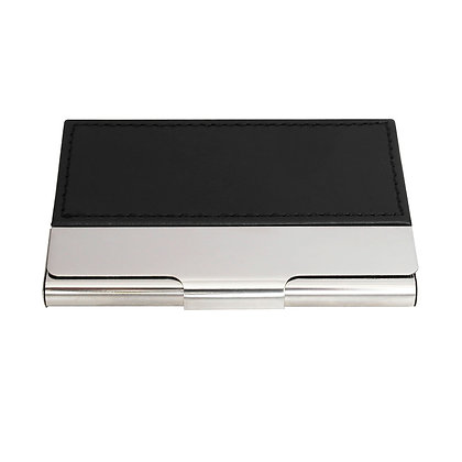 Eco Leather Card Index