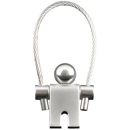 Robot Kid Keychain