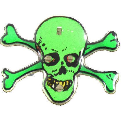 Skull LED Pin