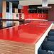 digital printed glass tabletops