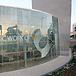 digital printed glass signage