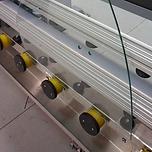 Glass drilling
