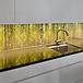 digital printed glass kitchen backsplashes