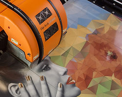 Digital Glass Printing