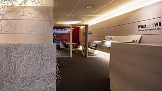 Ausbau Büros Intercity Luzern