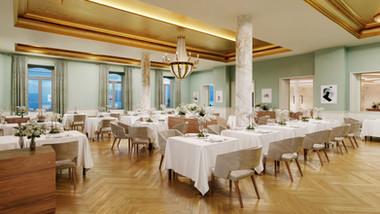 Chenot Palace Weggis, Luzern, Switzerland