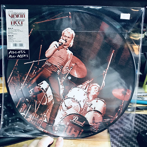 Uriah Heep Live in Moscow Picture Disc