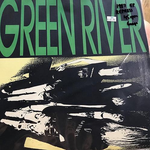 Green River Dry as a Bone