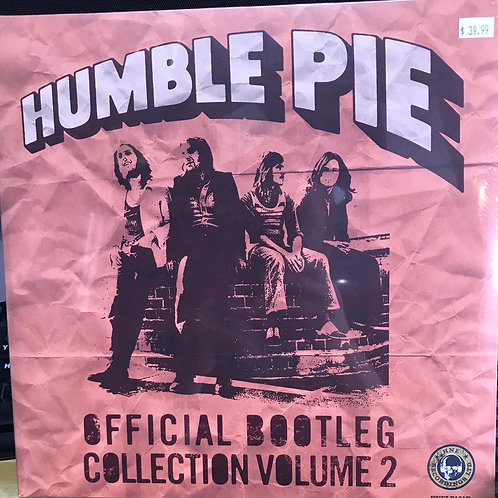 Humble Pie Official Bootleg Coll Vol II