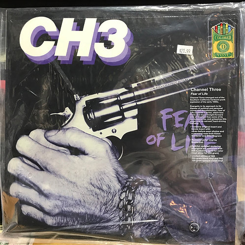 CH3 Channel Three Fear of Life