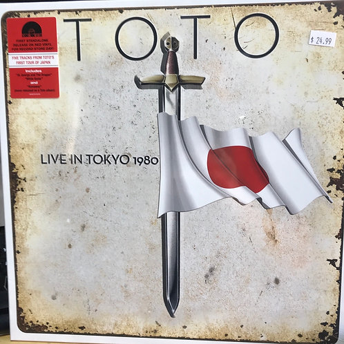 Toto Live in Tokyo 1980