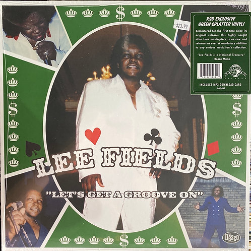 "Lee Field ""Let's Get A Groove On"""